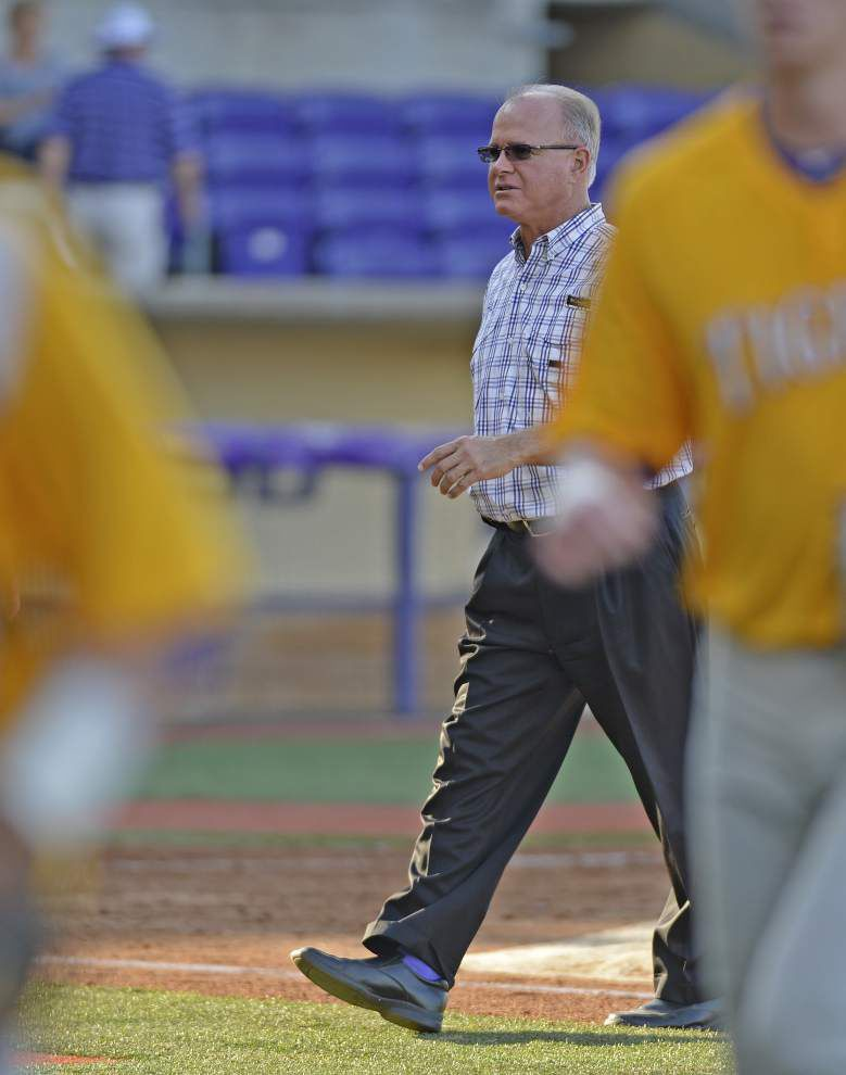 Photos: LSU Baseball plays Purple Gold World Series _lowres