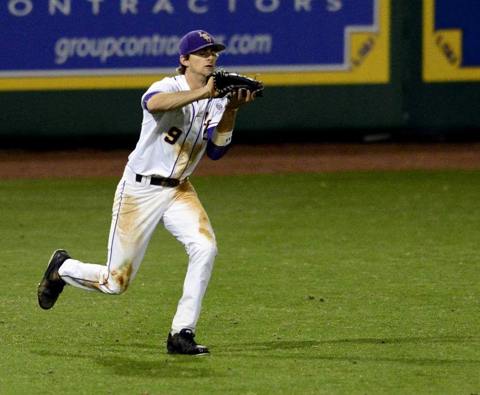 Pregame; Toledo vs. LSU baseball at Alex Box _lowres