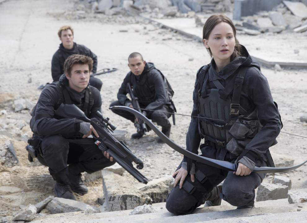 'Part 2' redeems 'Hunger Games' epic _lowres