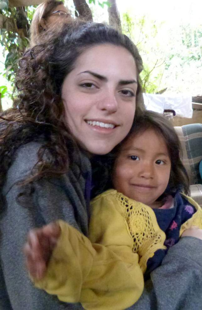 Mission trip brings John Curtis students to Guatemala _lowres