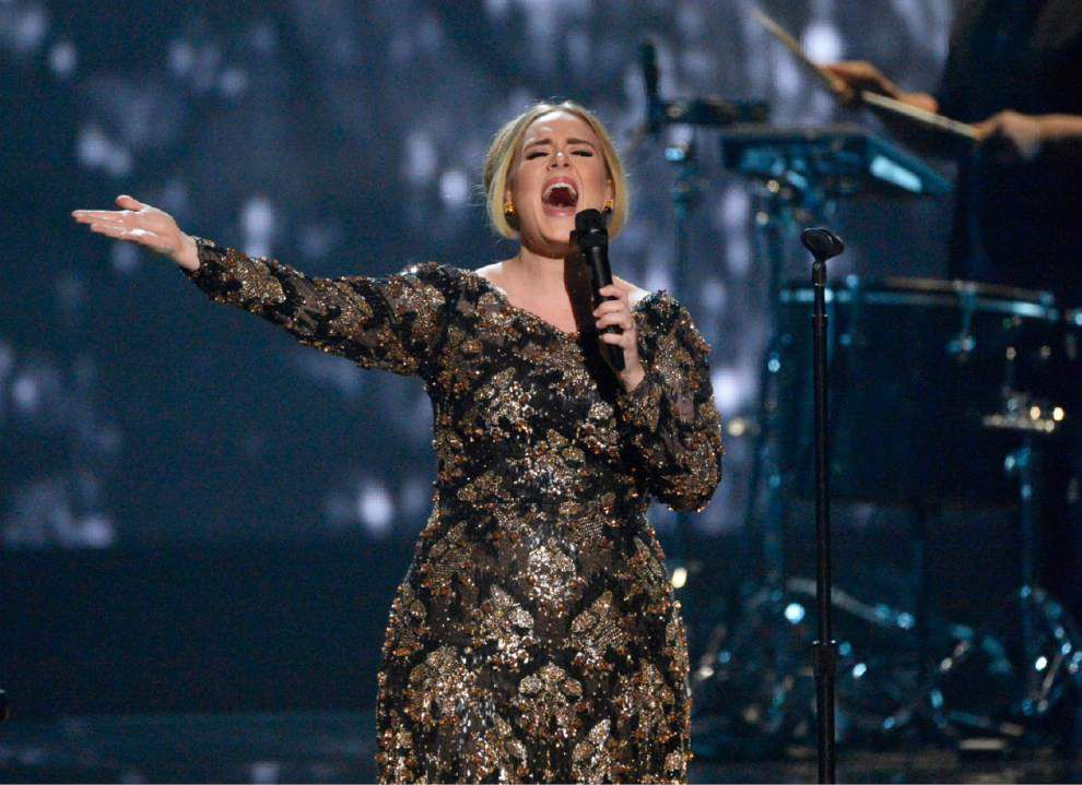 Even record-breaking Adele couldn't stop decline in album sales in 2015 _lowres