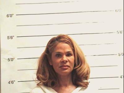 Peggy Fulford mug shot