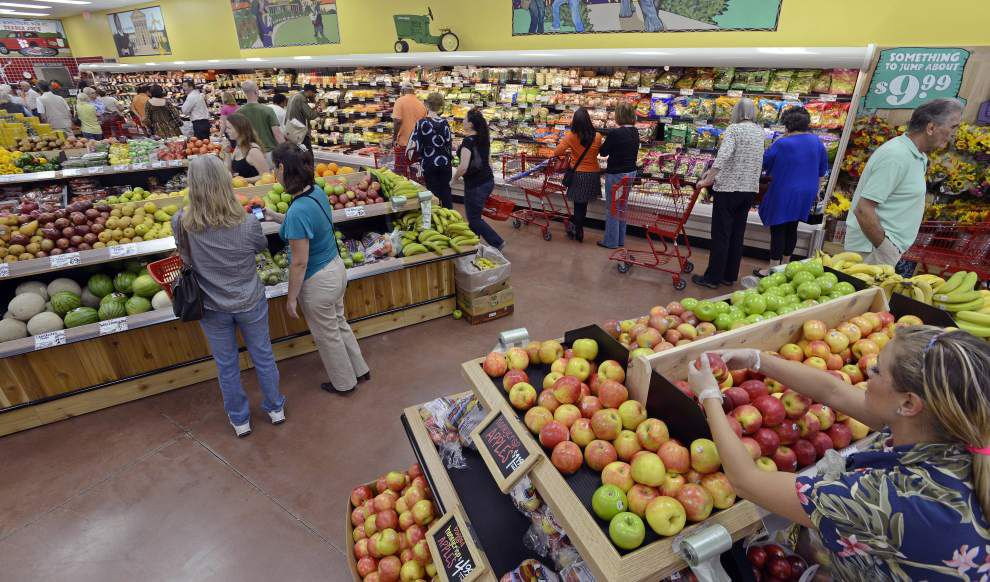 Report good news for Baton Rouge, New Orleans residents, says property values near Trader Joe's stores surge _lowres