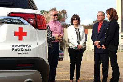 Foundation Donation Provides Vehicle For Louisiana Red Cross Fleet