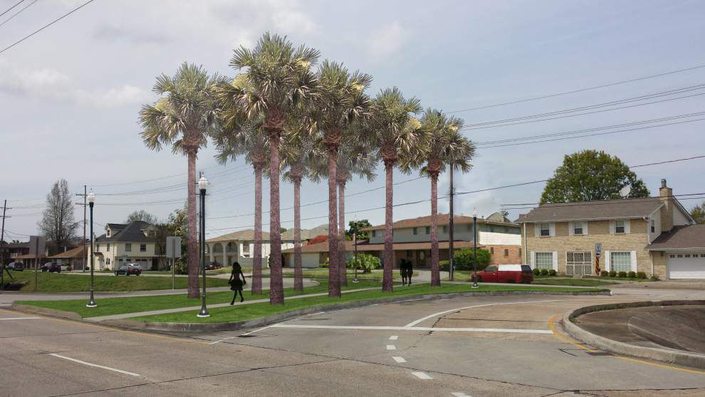 See photos, details of beautification efforts for West Esplanade Avenue in Metairie _lowres
