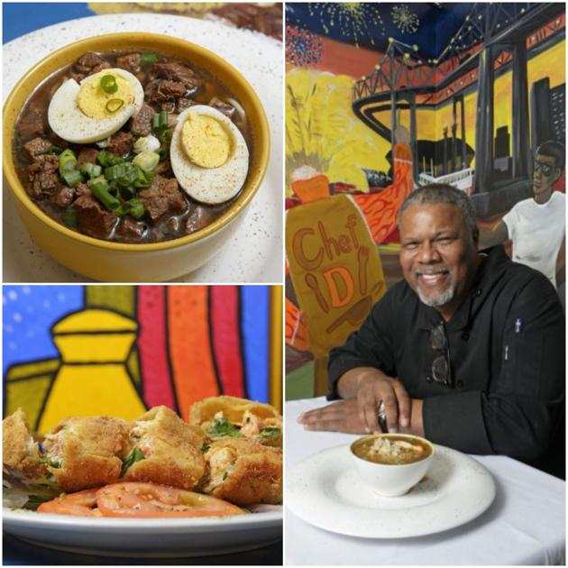 review as new orleans food changes chef d z on broad street shows why roots matter food restaurants theadvocate com