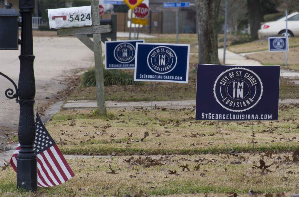 Organizers: St. George incorporation vote not likely this year _lowres