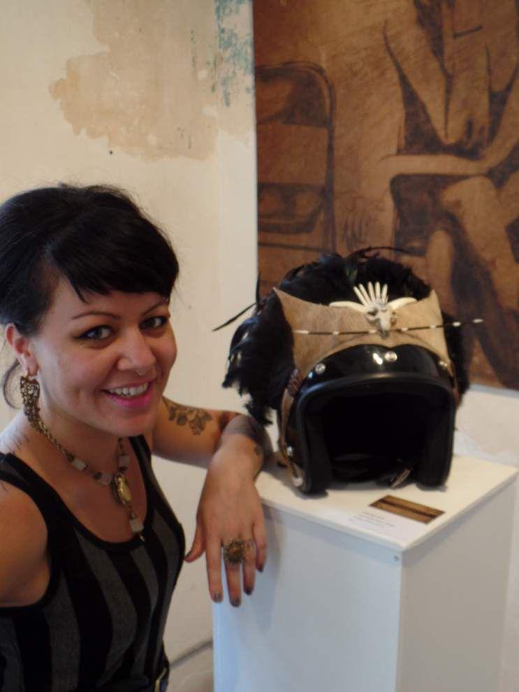 La Vie de Ville:'Up Throttle Art' Benefits Lake Pontchartrain Basin Foundation _lowres