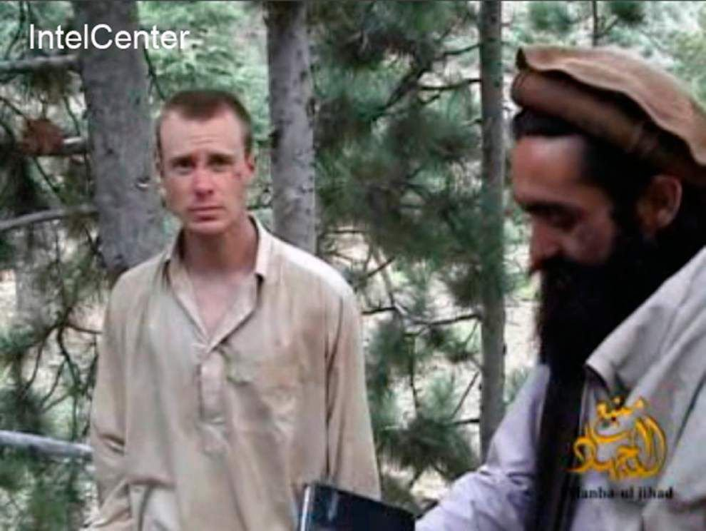Afghanistan criticizes swap for captive U.S. soldier _lowres