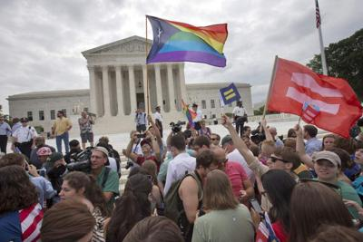 Read the Supreme Court ruling legalizing gay marriage and coverage from national news organizations _lowres