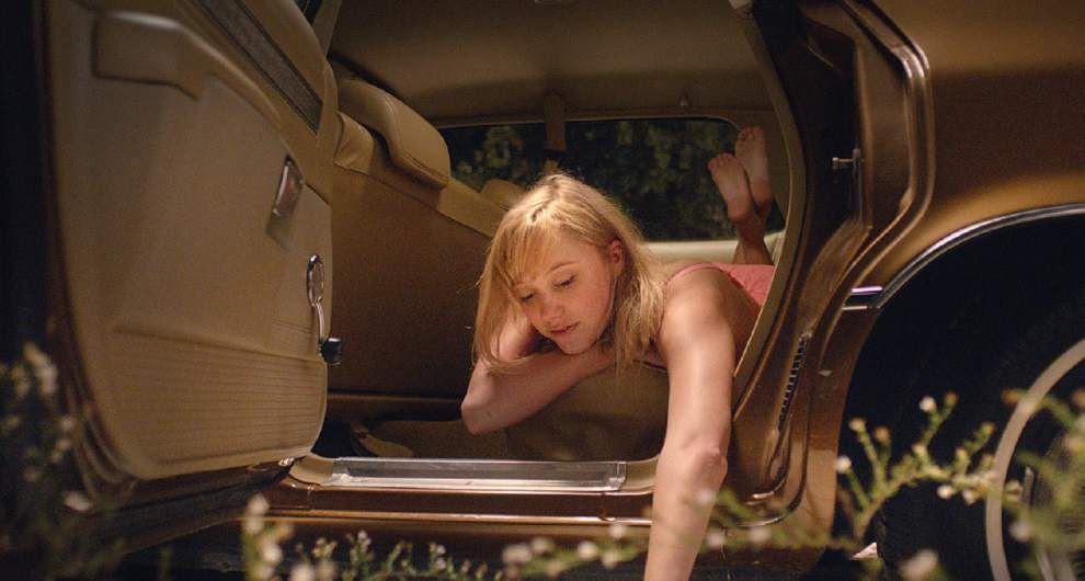 Review: 'It Follows' Sometimes hokey, other times brilliant _lowres