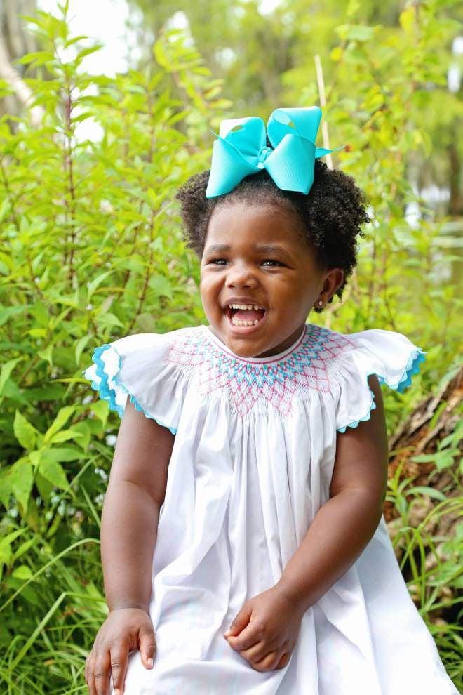 Mom says epileptic girl, 4, desperately needs medical marijuana but not eligible under Louisiana's new law _lowres
