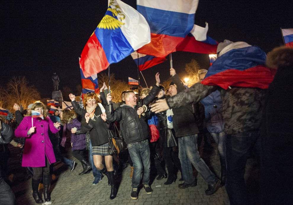 U.S. announces sanctions against Russian officials _lowres