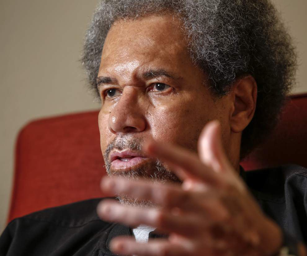 Released from Angola, Albert Woodfox savors freedom after decades behind bars _lowres