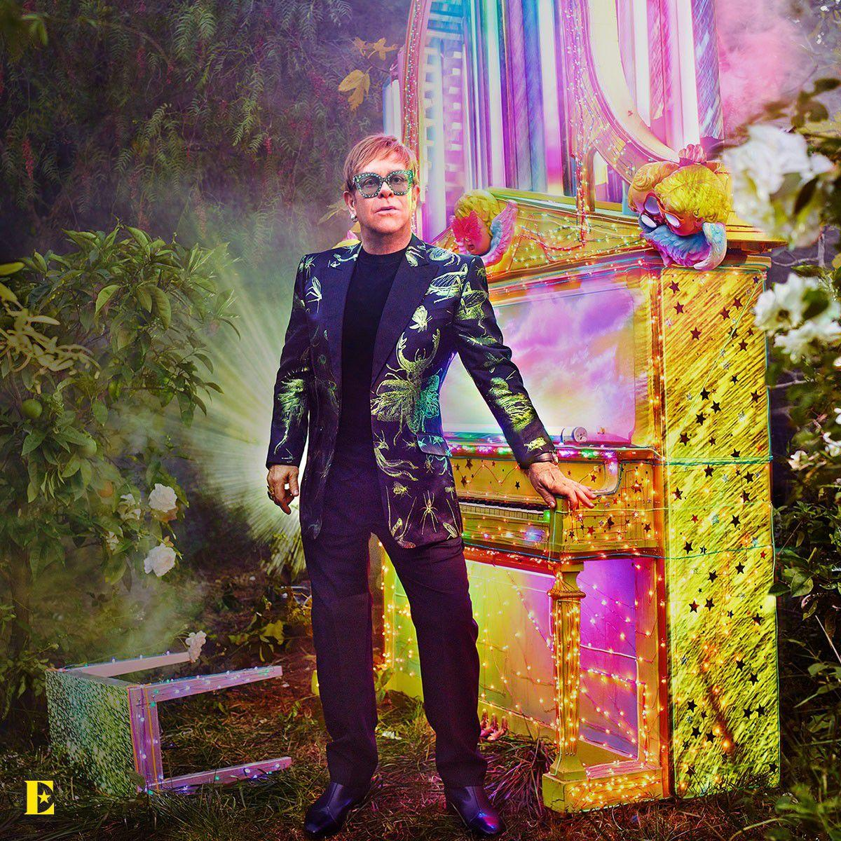 Elton John says 'goodbye' with world tour; he plays New Orleans Dec. 6_lowres