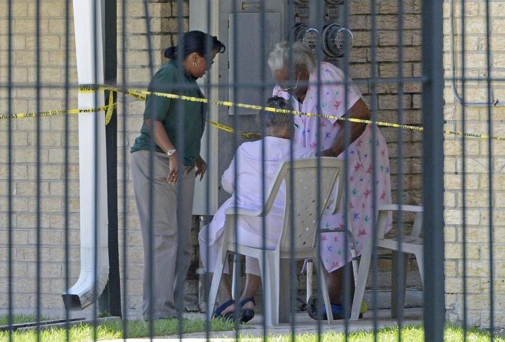 One dead, another injured in shootings on Winbourne _lowres