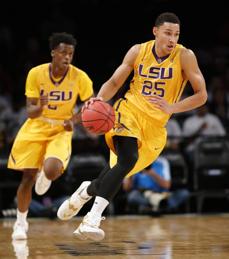 LSU starts SEC tournament against Tennessee, likely needing tourney title to advance to NCAAs _lowres