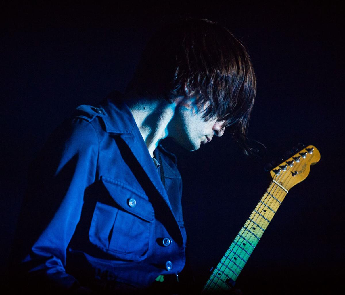 Jonny Greenwood/Radiohead at Smoothie King Center for Red