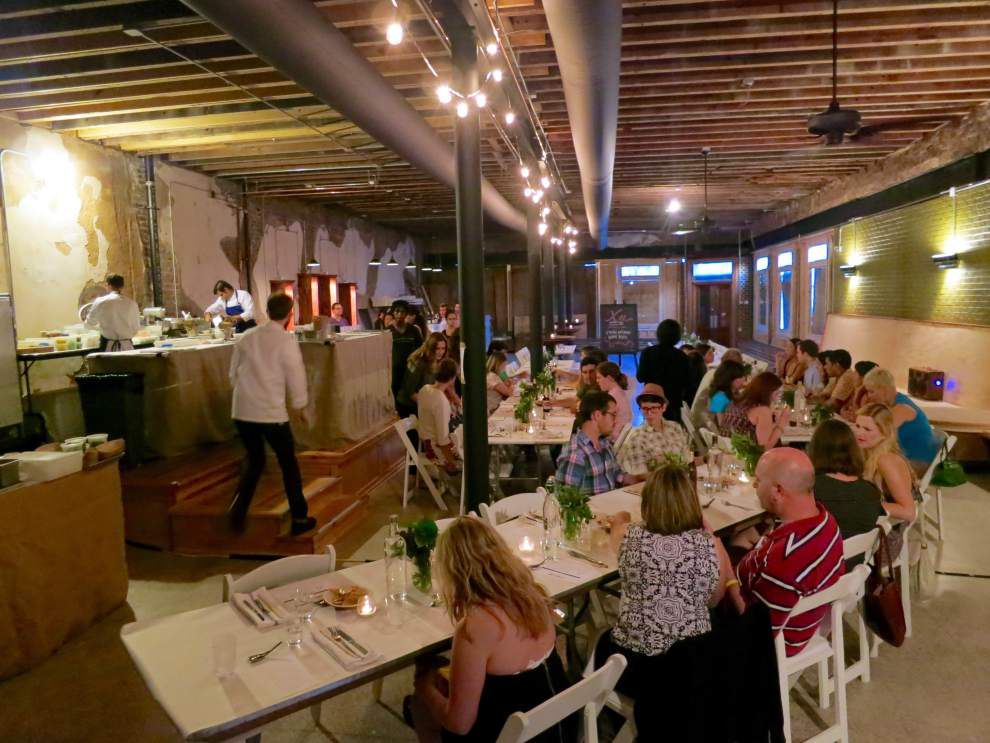 Louisiana taxpayers' tab for failed Dinner Lab in New Orleans? $3 million _lowres