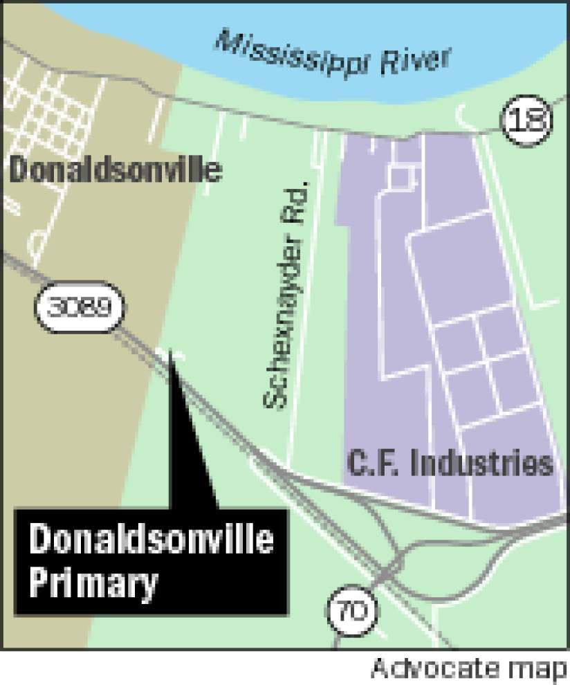 Second attempt to move Donaldsonville Primary fails with a tie vote; school now to get renovations _lowres