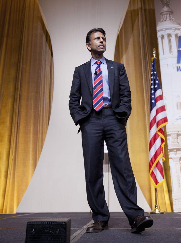 Team compiled for Bobby Jindal's expected presidential run full of faces familiar to Louisiana _lowres
