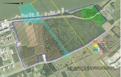 Oil export terminal next to proposed Mid-Barataria Sediment Diversion gets state's initial OK