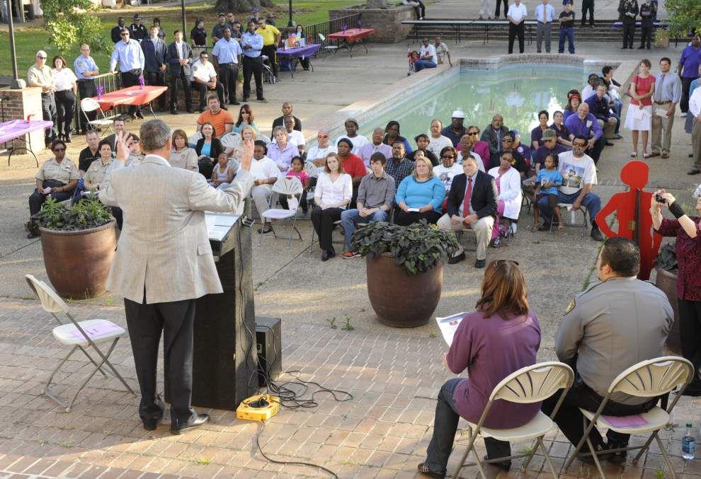 Romero, Haney feud roils Iberia Parish _lowres