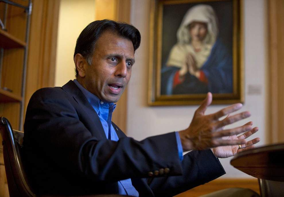 Reflecting on his legacy, Gov. Bobby Jindal optimistic about Louisiana's future, no regrets about 'rocking the boat' _lowres