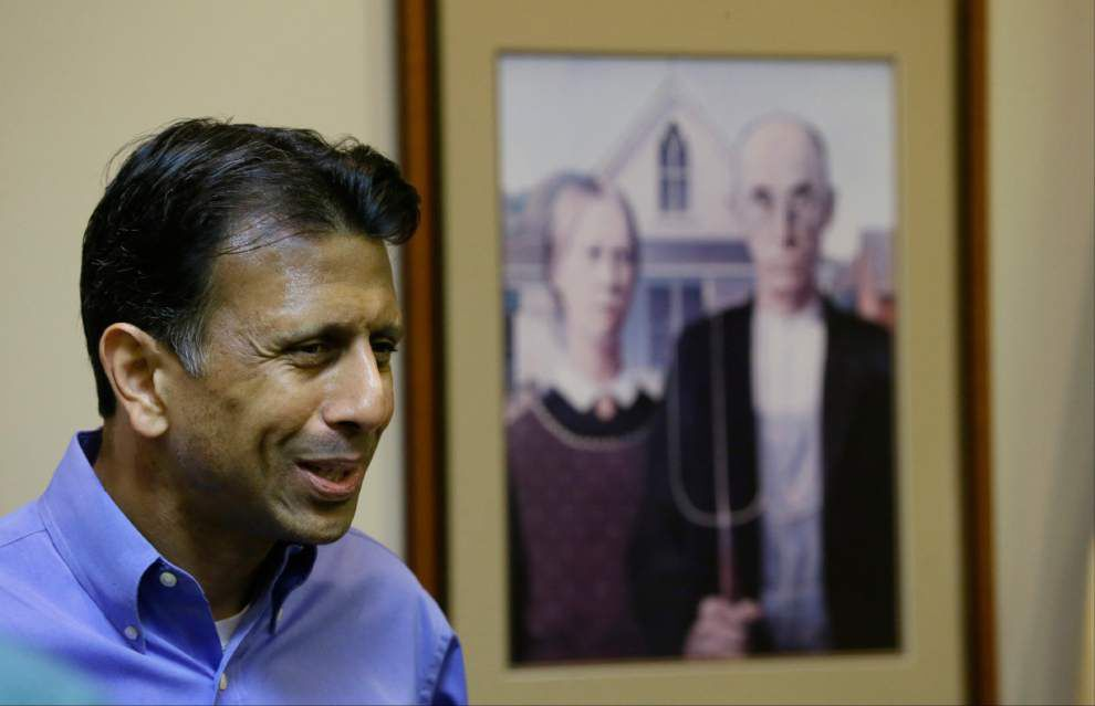 James Gill: Bobby Jindal has a Dickens of a problem with the state budget _lowres