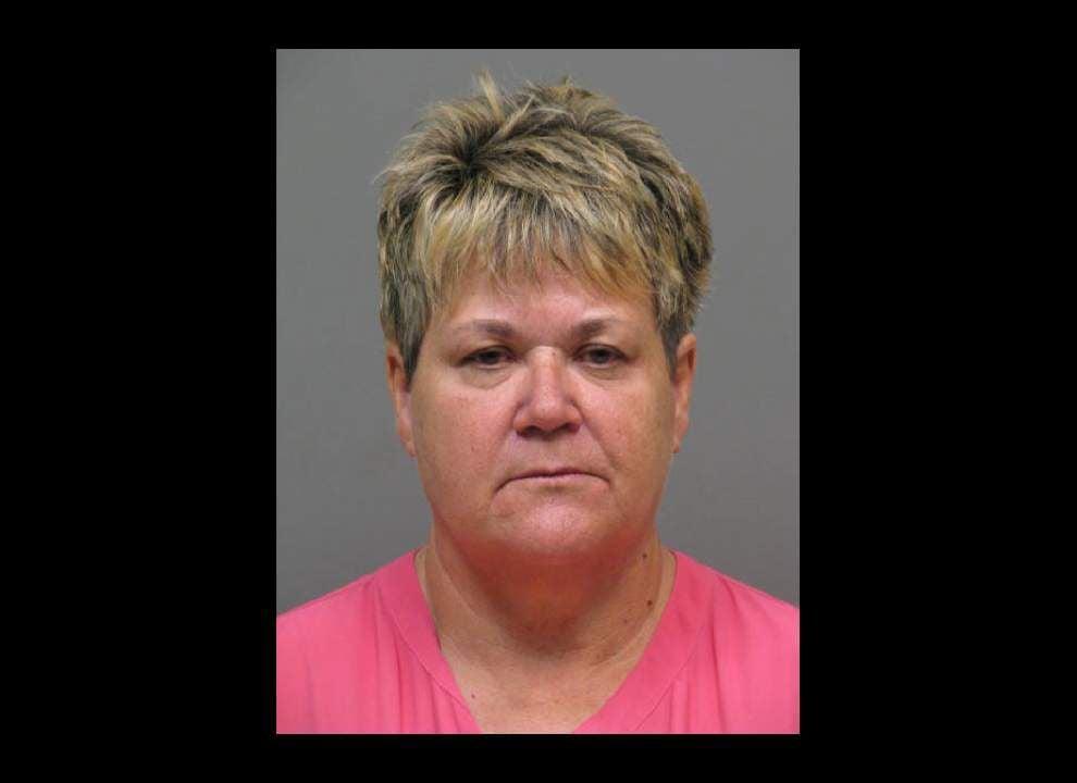 Acadia Parish sheriff's spokeswoman arrested, accused of felony theft _lowres