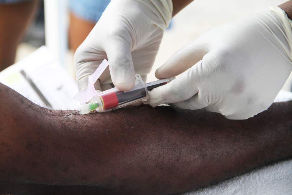 Baton Rouge barber shop proves ideal venue for cancer screening event _lowres