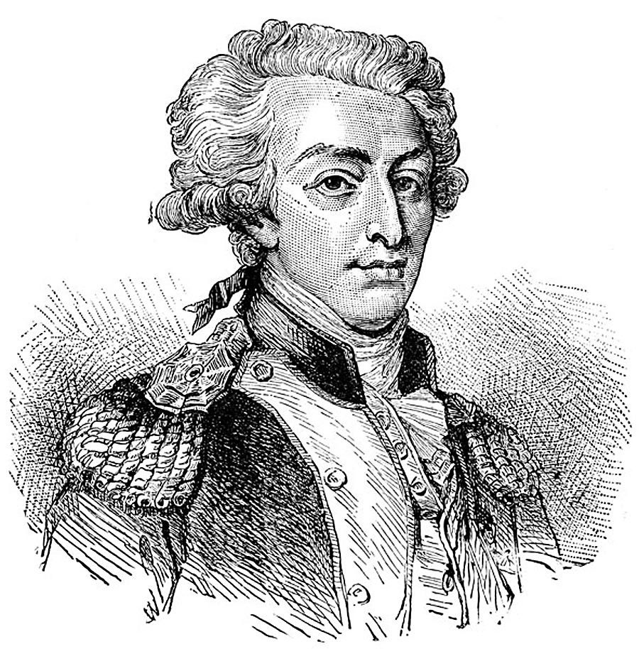 Why does Lafayette Square have no statue or monument to the Marquis de Lafayette?_lowres