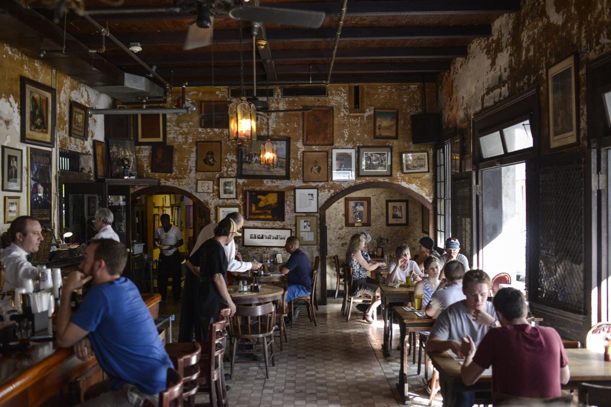 For One Weekend Napoleon House Becomes A Hub For Events