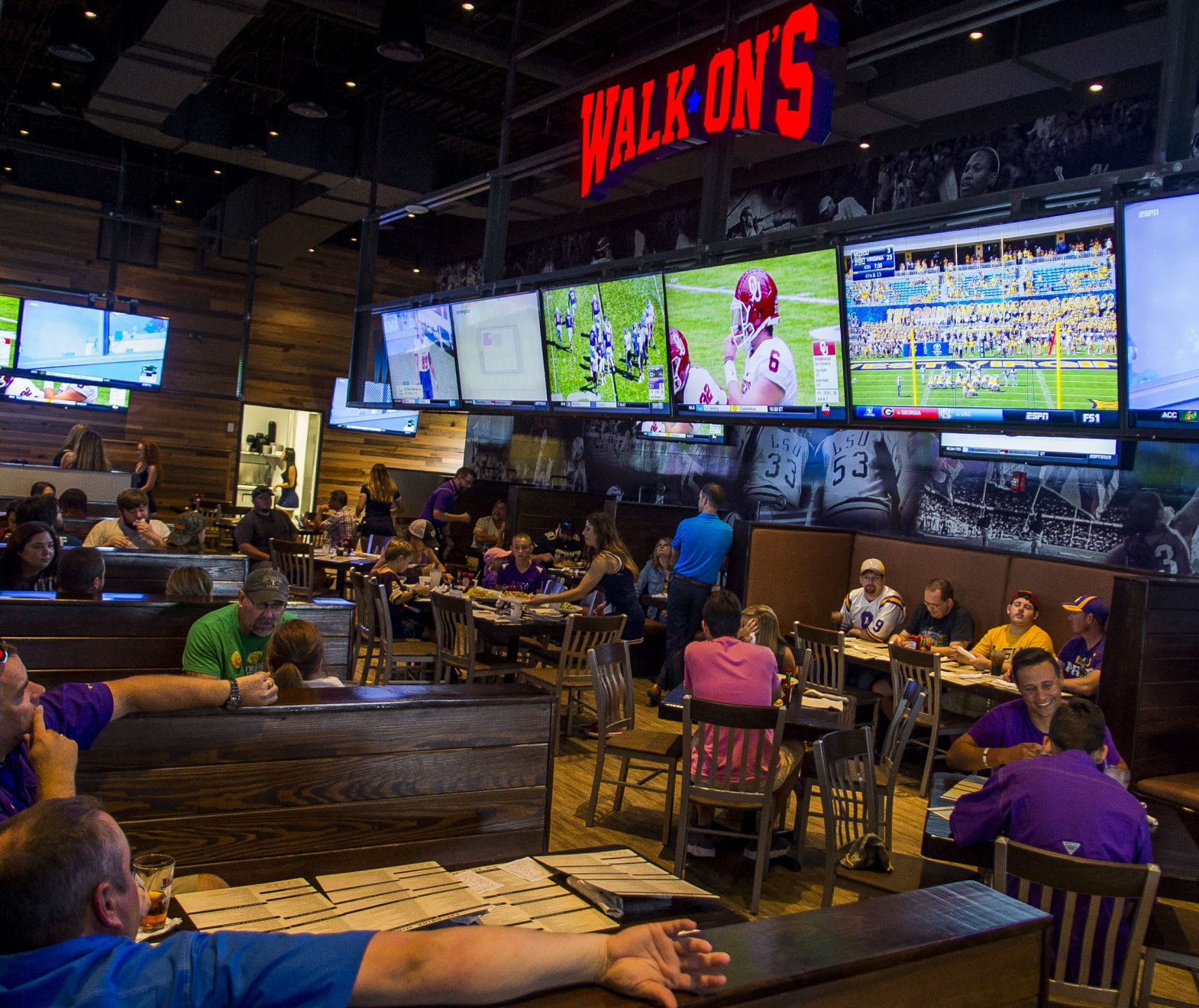 Walk On S Makes Slight Name Change Plans To Open Six Locations In Early 2020 Business Theadvocate Com