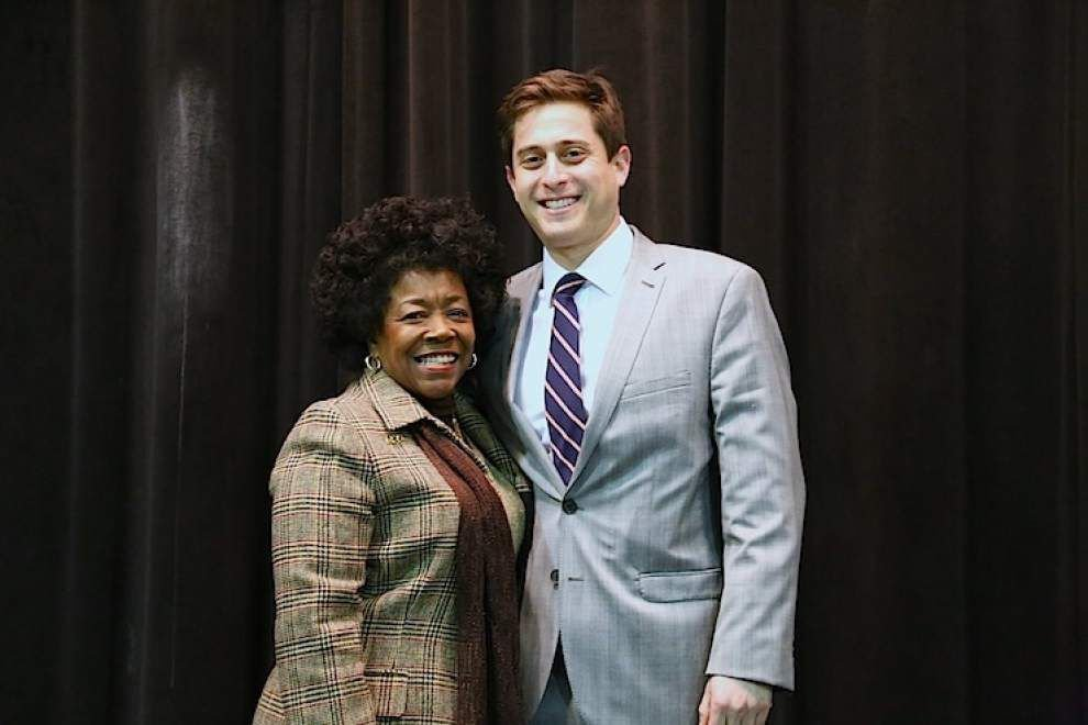 Orleans Parish School Board re-elects leaders in bid for stability _lowres