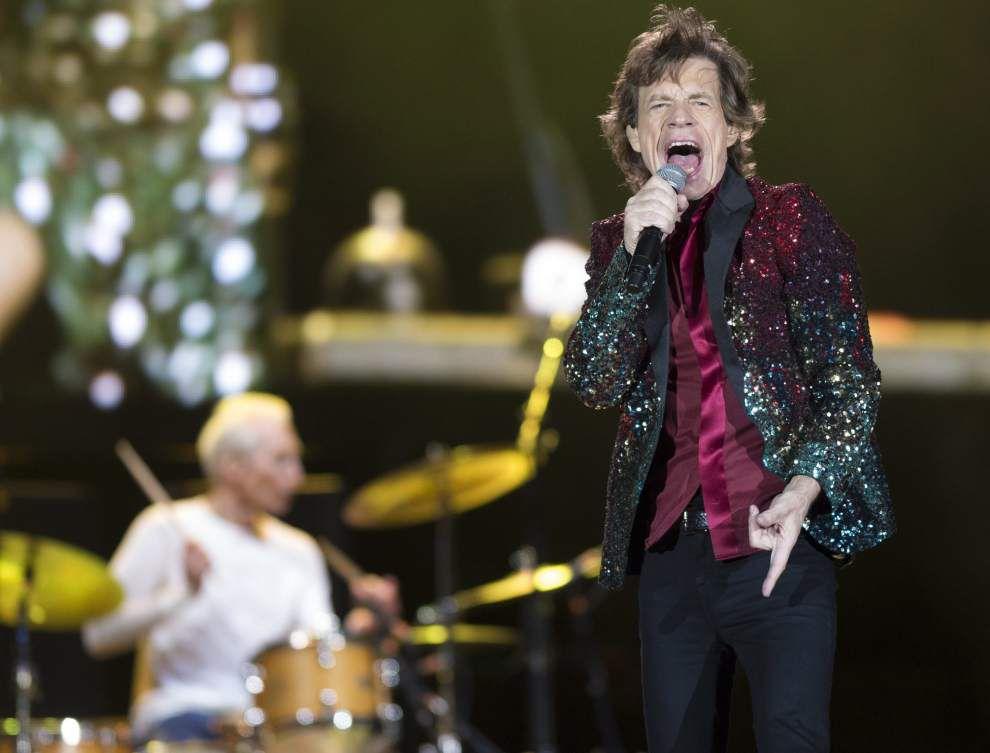 Rolling Stones (Gambit, AP)
