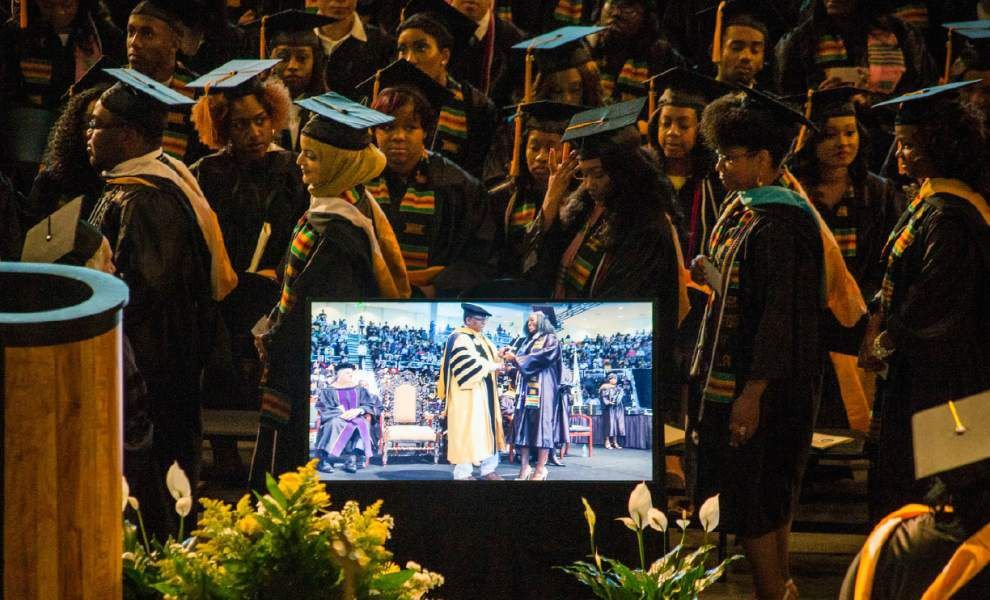 Photos: Xavier's 89th commencement exercise _lowres