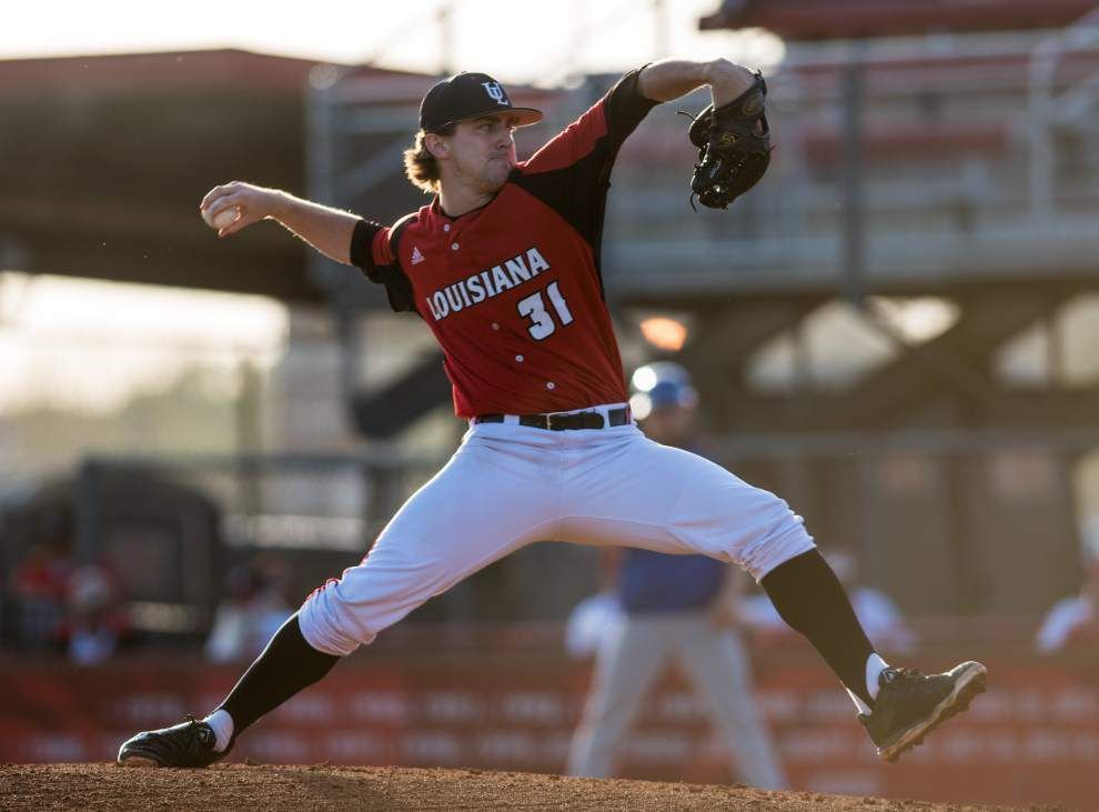 Cajuns baseball notebook: Tony Robichaux regrets not pulling Wyatt Marks after six innings Saturday; Ryne Ray's debut still in doubt _lowres