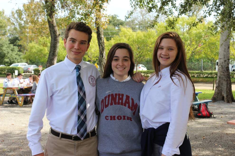 Dunham School students named to advisory board _lowres