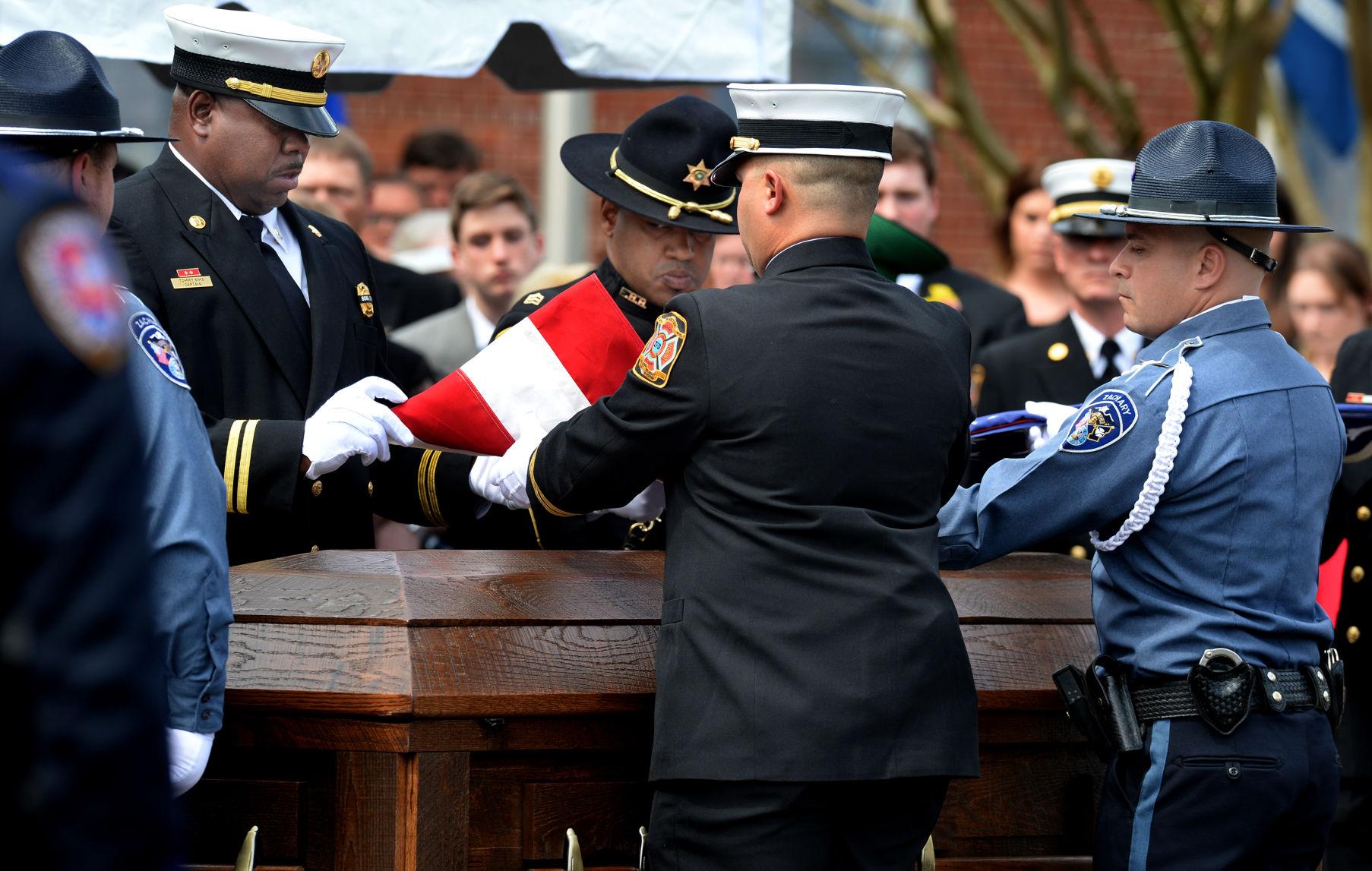 BRlawtonfuneral031818 485jpg Slain Zachary officer remembered for