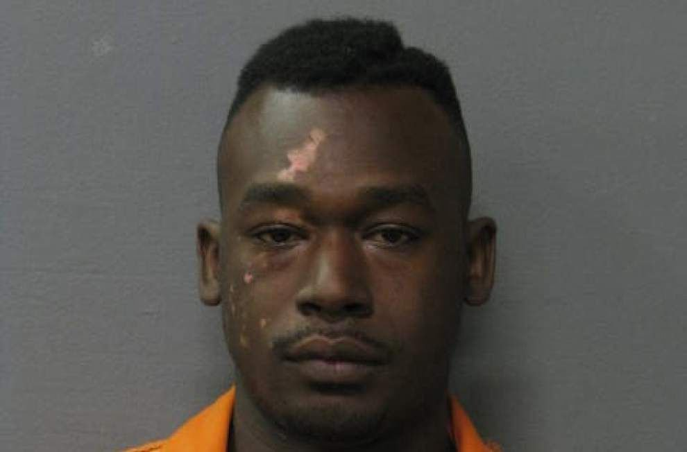 Lafayette Police: Man arrested, accused of firing shots into vehicle _lowres