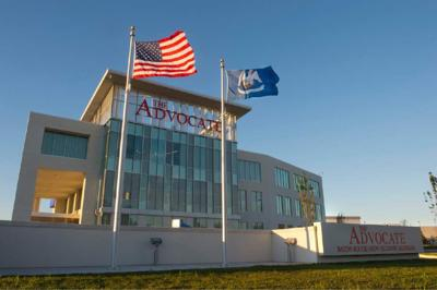 Photos : Advocate's new Baton Rouge headquarters shows its many colors _lowres (copy)