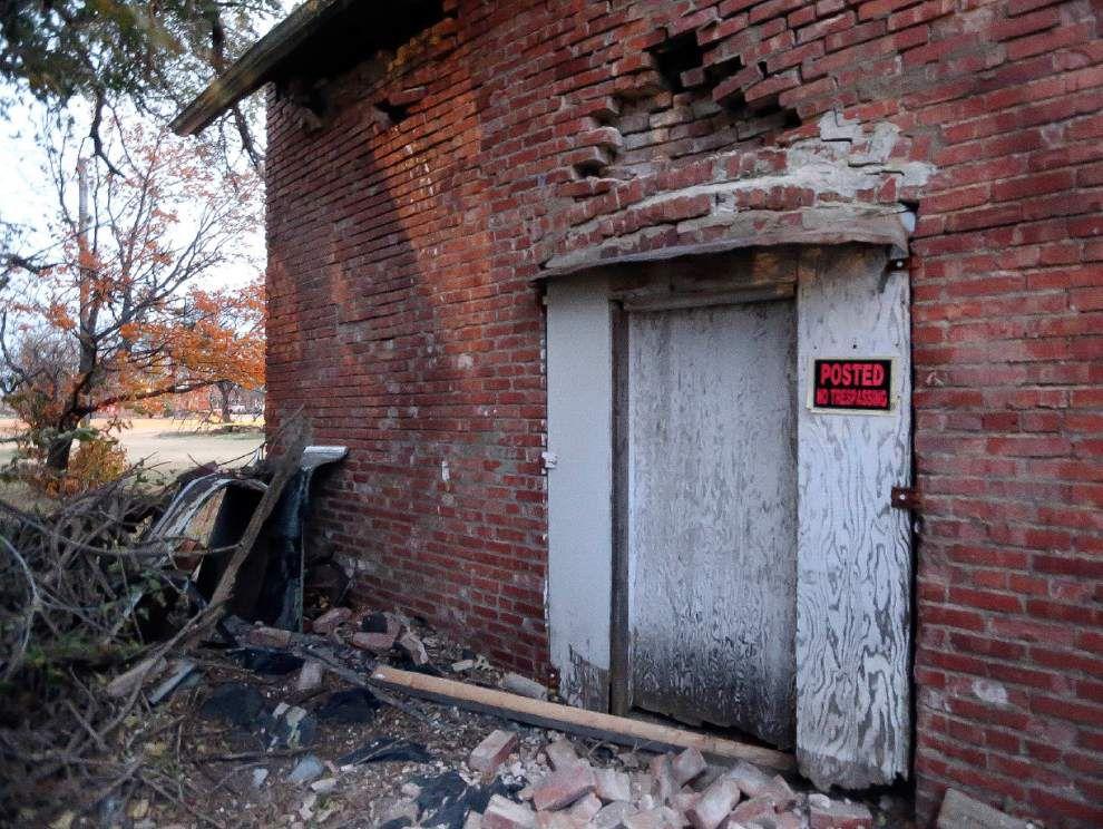Earthquake shakes parts of Kansas, Oklahoma _lowres