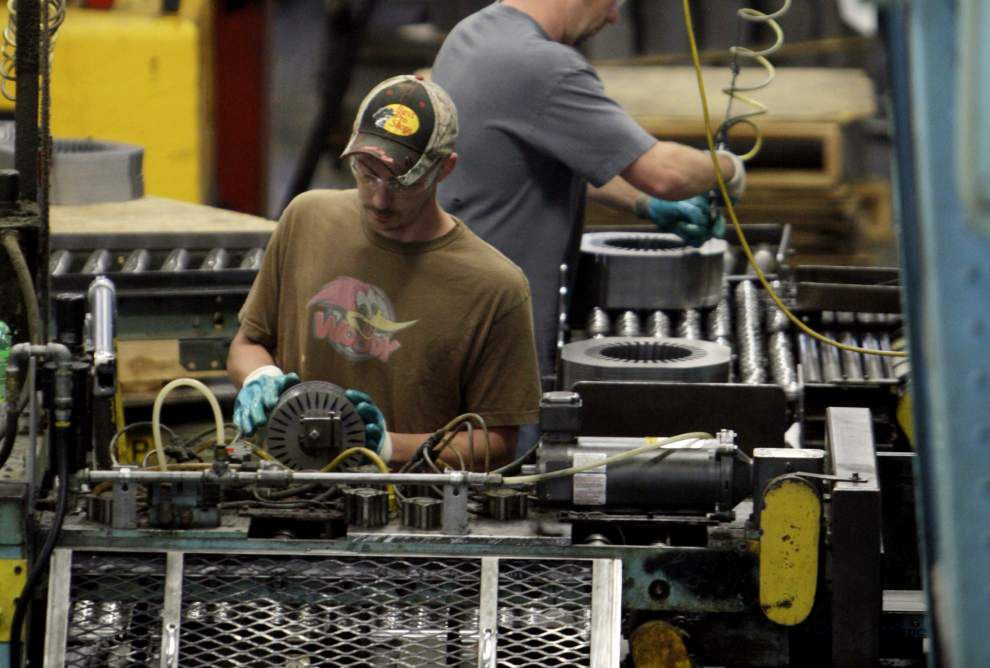 U.S. economy shrank at 1 percent rate in 1st quarter _lowres
