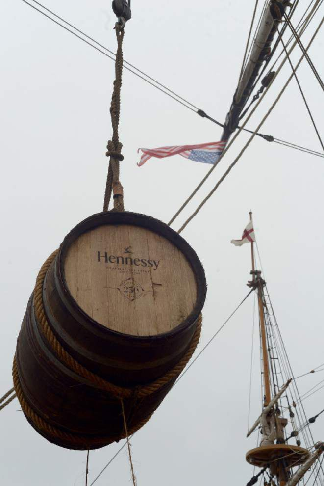Our Views: Voyage of the replica of the hermione honors  Lafayette's legacy _lowres
