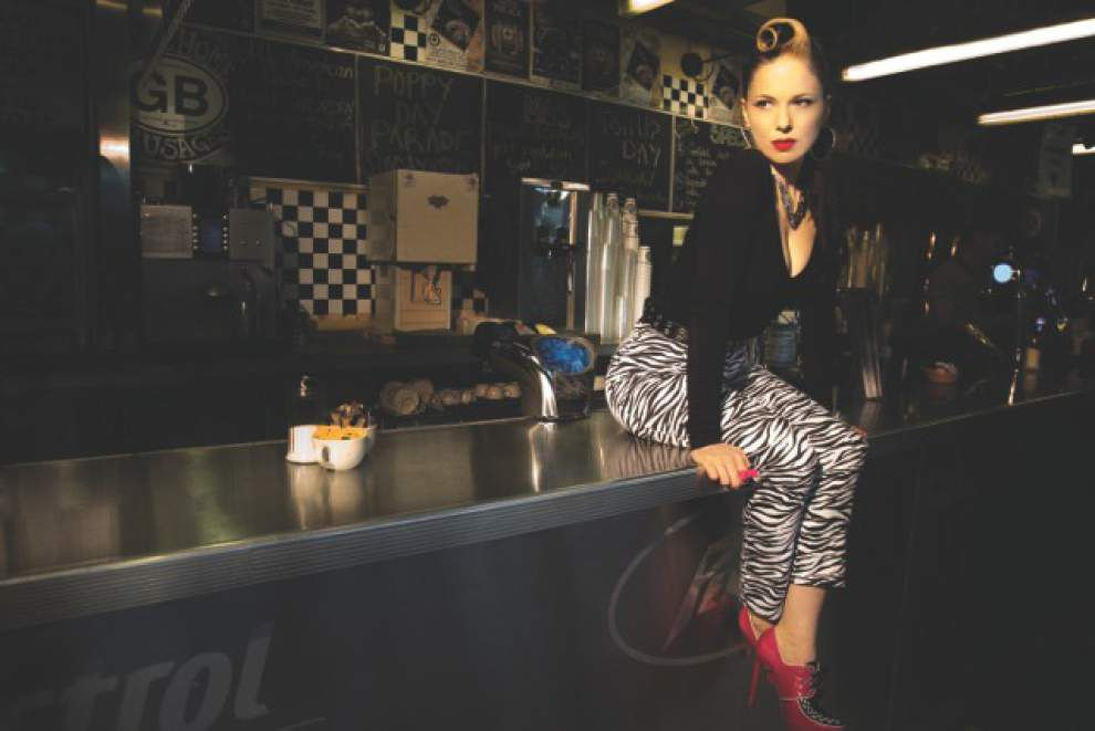 Imelda May relishes the fusion of genres _lowres