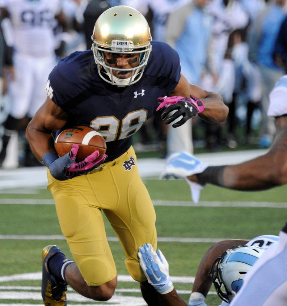 Youthful Notre Dame aims to keep building for the future — and snap that four-game losing skid, too _lowres