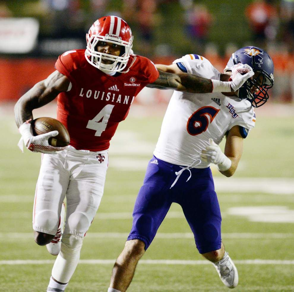 Photos: Cajuns beat Northwestern State 44-17 _lowres