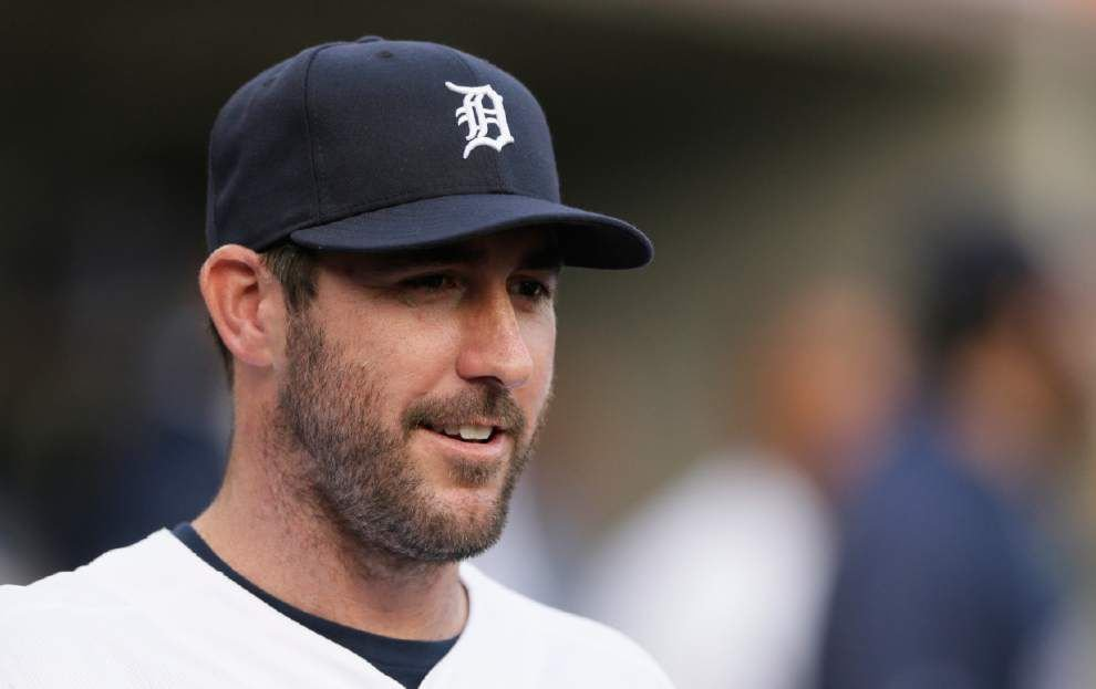 Tigers pitcher Justin Verlander headed to disabled list for first time _lowres
