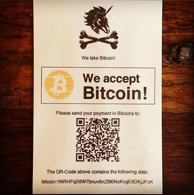 Booty's Street Food now accepting payment in Bitcoins_lowres